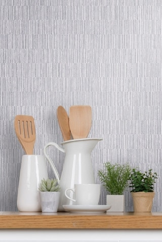 Fond d'écran Modena Crushed Stripe, I Love Wallpaper, 14 £