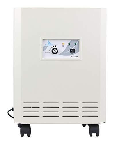 EnviroKlenz Air System Plus- USA Made and Assembled Air Purifier for Home Large Room 1,000 Square Feet