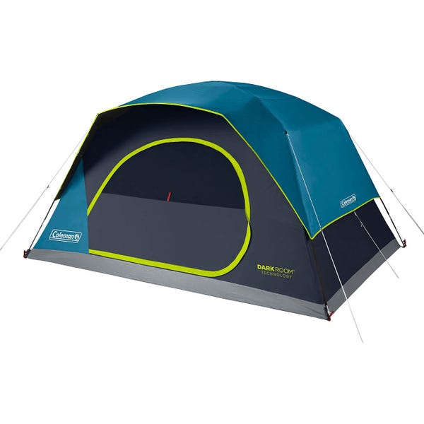 Coleman Dark Room Sky Dome 8-Person Camping Tent