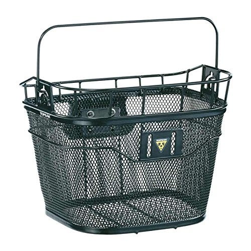 Topeak MTX Front Basket with E-Bike Compatible Mount