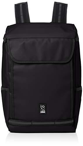 Chrome Industries Volcan Backpack Durable Tarp Exterior Bag 31 Liter Black Tarp