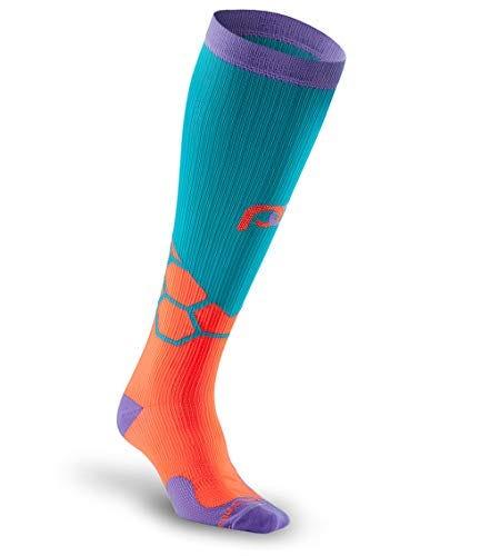 PRO Compression Marathon Socks, Calf-Length Graduated Compression Socks