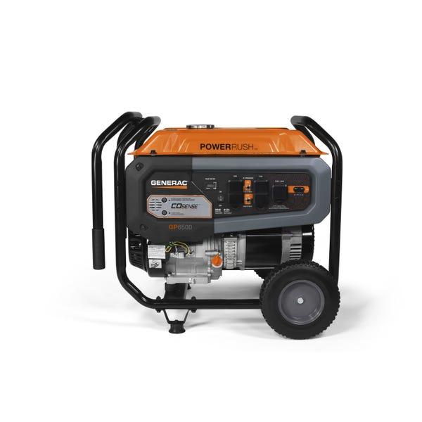 Generac 6500 watt 120/240 volt Portable Generator