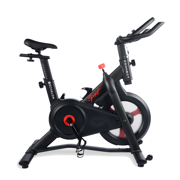 Echelon Connect Sport Indoor Cycling Exercise Bike with 30 Day Free United Membership