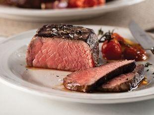 Deluxe Steaks, Chicken & Chops