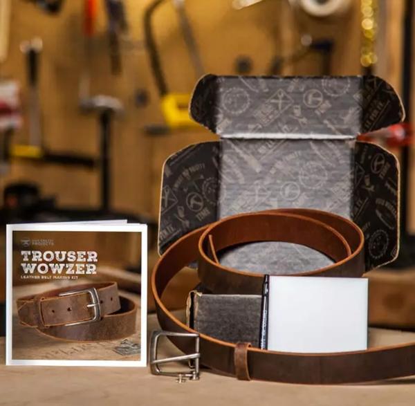 Leather Belt Making Kit