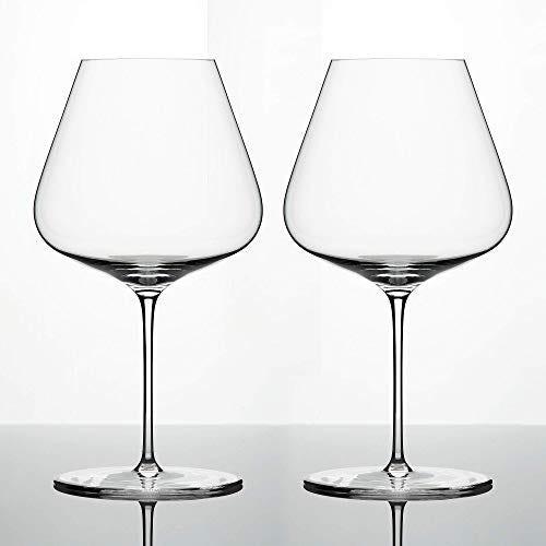 Zalto Denk'Art Burgundy Wine Glass Hand-Blown Crystal | Set of 2