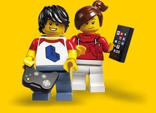 Seinfeld x Lego set