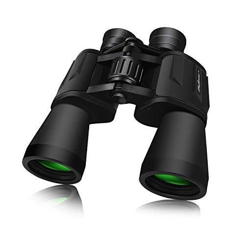 SkyGenius 10 x 50 Powerful Binoculars for Adults