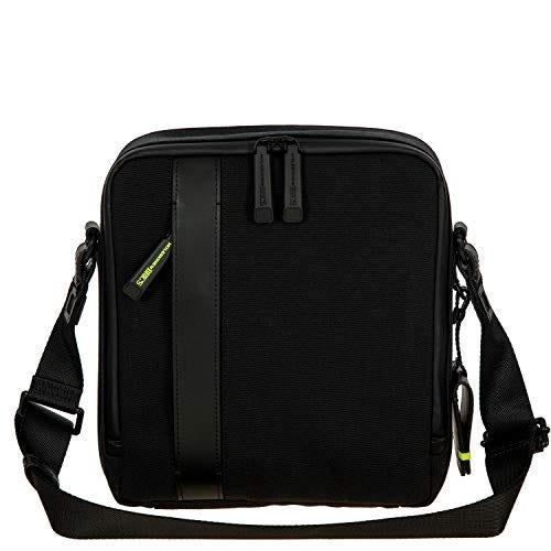 Bric's Men's Moleskine Crossbody Travel Cross-Body Bag