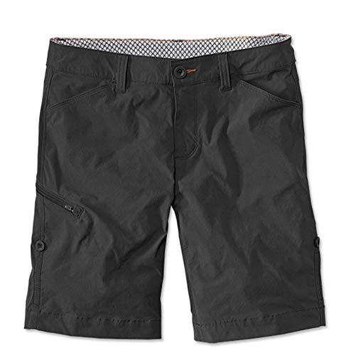 Orvis Women's Jackson Quick-Dry Stretch Shorts Black