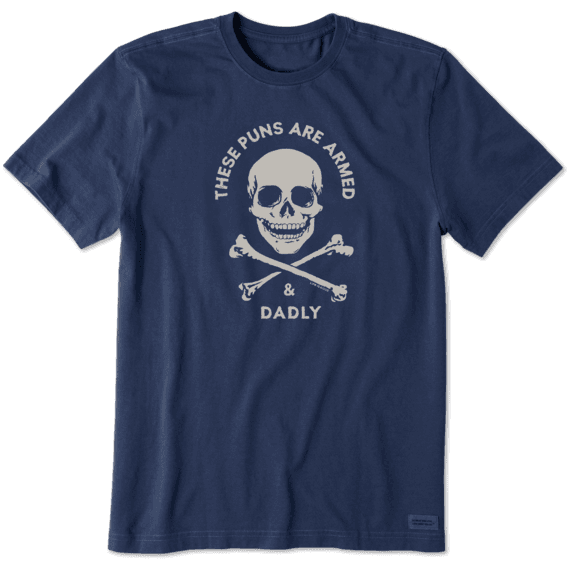 Men's Armed and Dadly Short Sleeve Tee