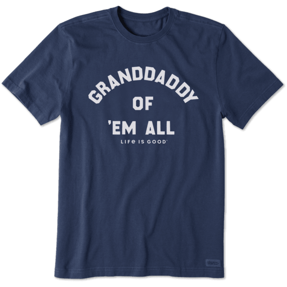 Men's Grandaddy Crusher Tee