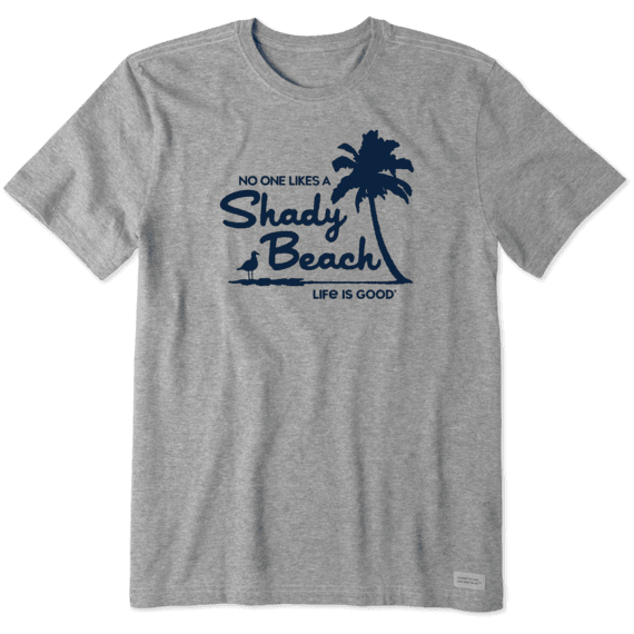 Men's Shady Beach Crusher Tee