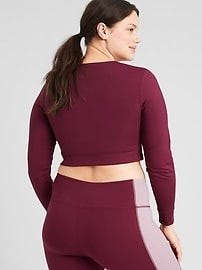 Active Cropped Top