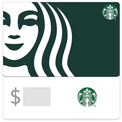 Starbucks Gift Cards Configuration Asin - Email Delivery