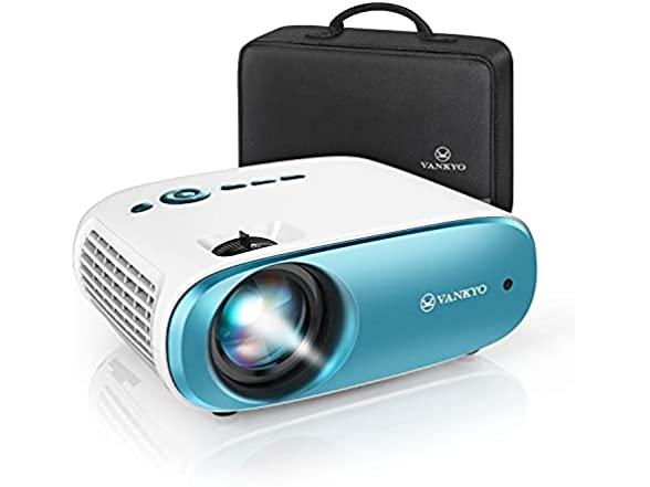 VANKYO Cinemango 100 Portable Movie Projector