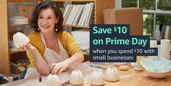 $10 Amazon Support Small credit