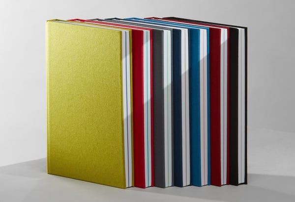 MOO Hardcover Notebook