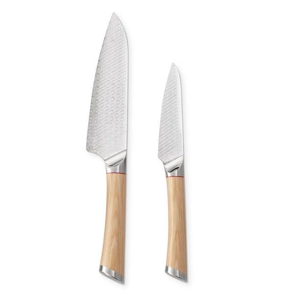 Shun Hikari 2-Piece Prep Knife Set