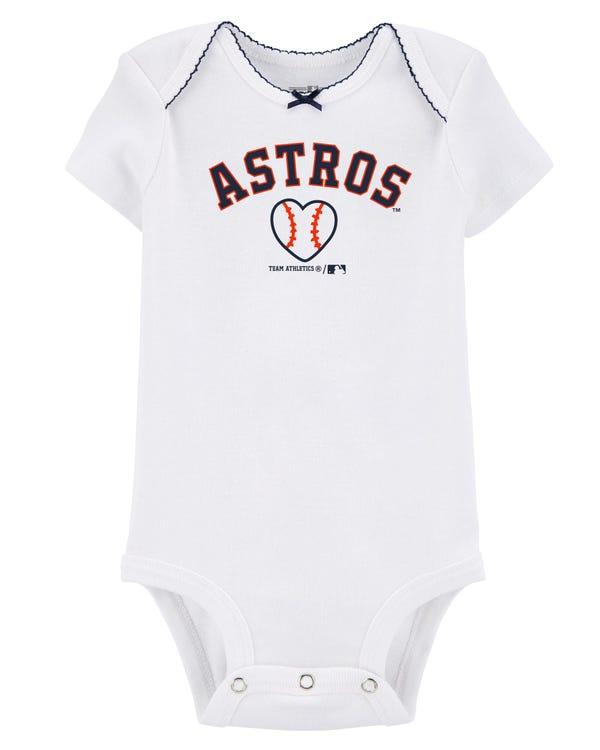 MLB Houston Astros Bodysuit