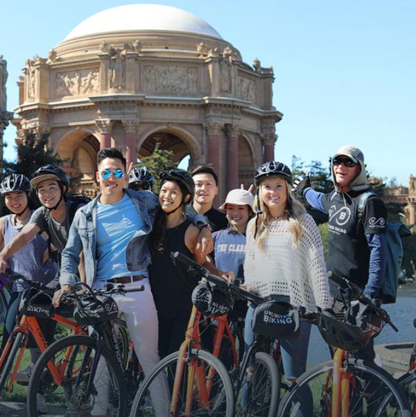 Golden Gate Bridge Bike Tour