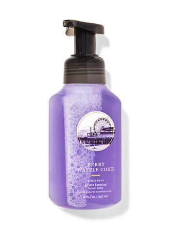 Berry Waffle Cone Gentle Foaming Hand Soap