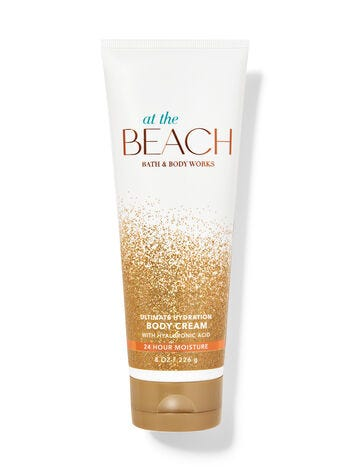 At the Beach Ultimate Hydration Body Cream