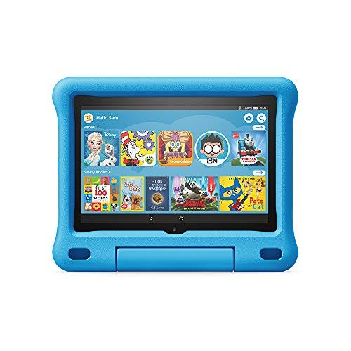 """Fire HD 8 Kids Tablet, 8"""" HD display, 32 GB, Kid-Proof Case"""