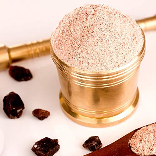 Kala Namak Mineral Salt - Indian Himalayan Black Salt - 6 Ounce