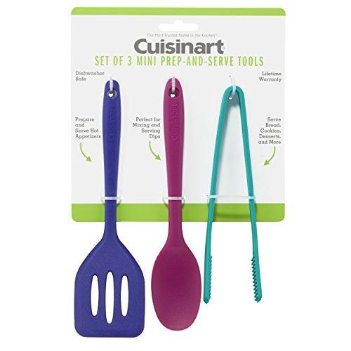 Cuisinart Set of 3 Mini Prep-and-Serve Tools