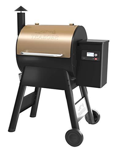Traeger TFB57GZEO Pro Series 575 Grill, Smoker