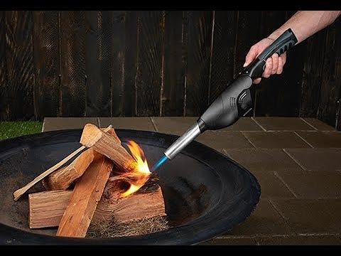 Cordless Firestarter Torch