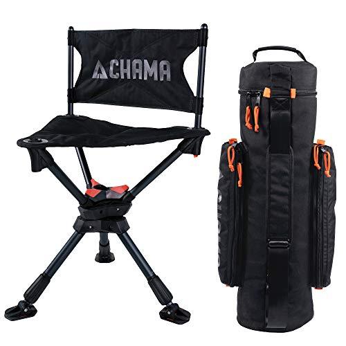 All-Terrain 360 Degree Swivel Seat Hunting Chair