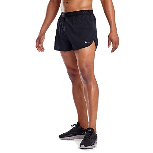 Men's Saucony Split Second 2.5'' Short