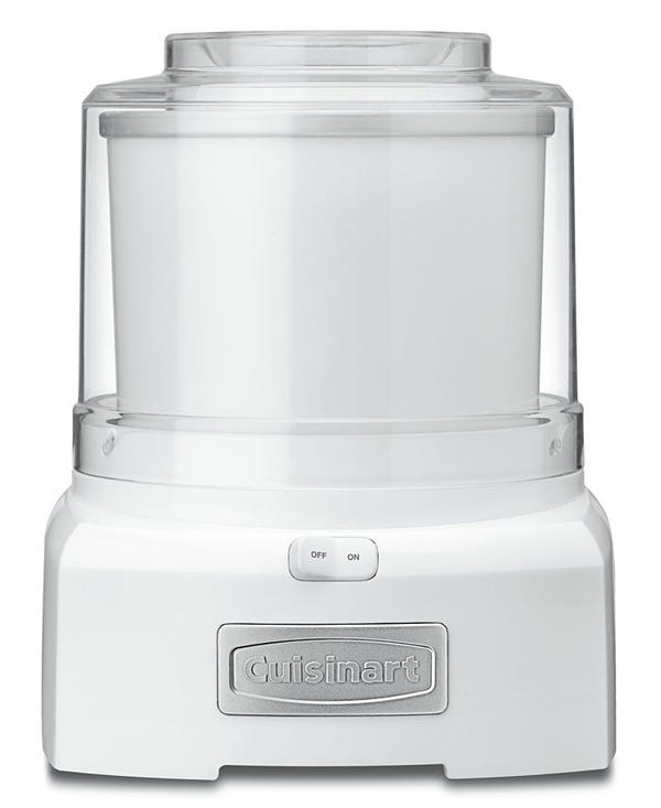 Cuisinart® ICE-21 Frozen Yogurt/Sorbet and Ice Cream Maker