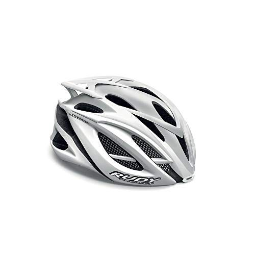 RUDY PROJECT Racemaster Matte White Stealth