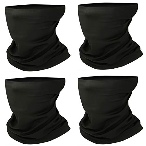 Neck Gaiters, Face Cover Scarf