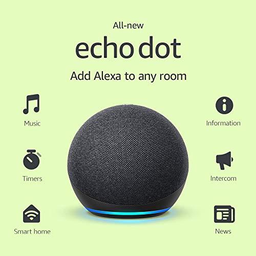 All-new Echo Dot (4th Gen, 2020 release)