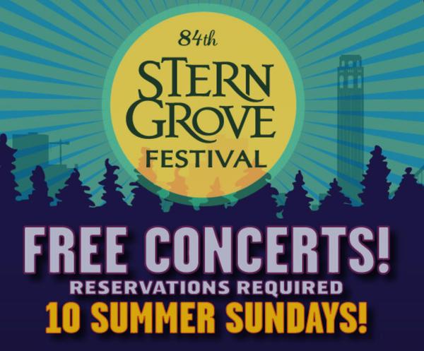 84th Stern Grove Festival