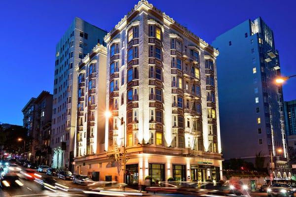 Staypineapple, An Elegant Hotel, Union Square San Francisco