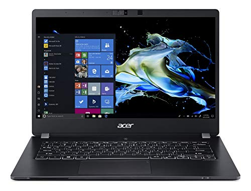 """Acer TravelMate P6 14"""" FHD IPS Laptop with Intel Core i5, 20-Hour Battery"""