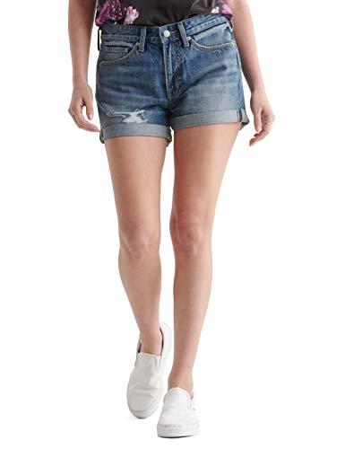 Women's Mid Rise Boy Short