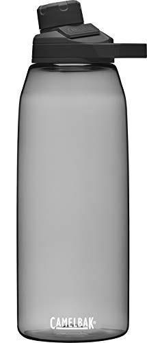 CamelBak Chute Mag BPA Free Water Bottle with Tritan Renew, 50oz, Charcoal