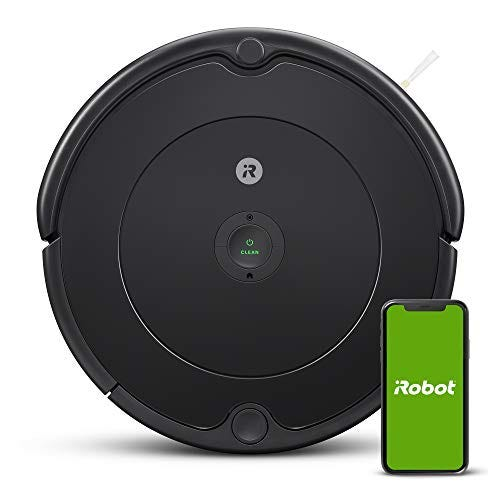 iRobot Roomba 692 Robot Vacuum-Wi-Fi Connectivity