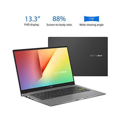 "ASUS VivoBook S13 Thin & Light 13.3"" FHD Display Laptop, 8GB LPDDR4X RAM"