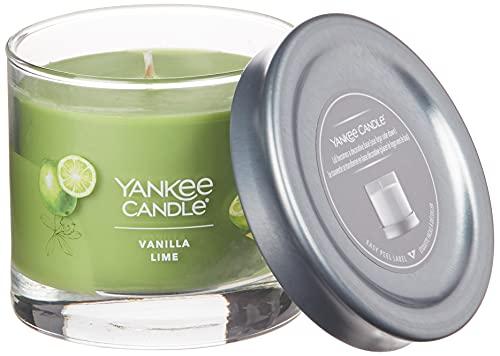 Yankee Candle Vanilla Lime Signature Small Tumbler Candle