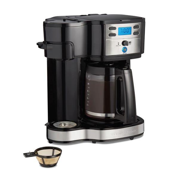 Hamilton Beach 2-Way Programmable Coffee Maker