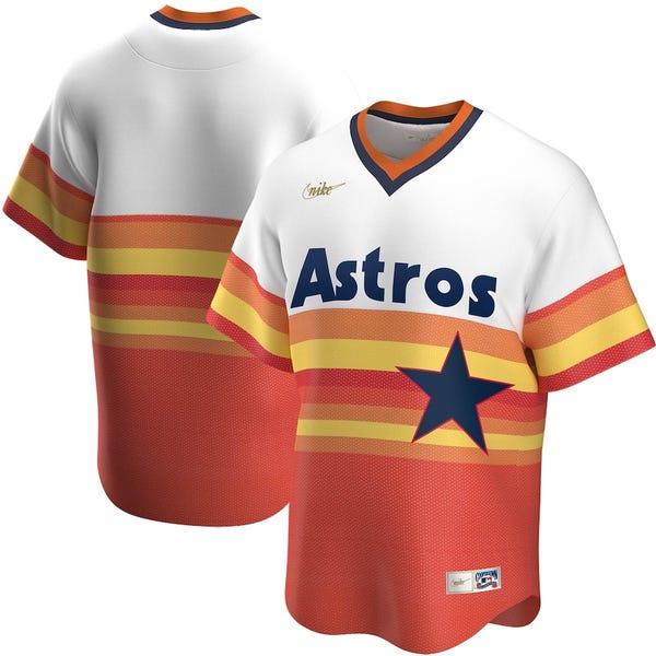 Houston Astros Nike Home Team Jersey
