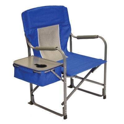Member's Mark Oversized Outdoor Chair with Cooler Attachment
